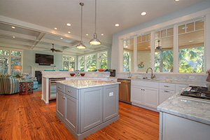 New construction interior design project - new kitchen
