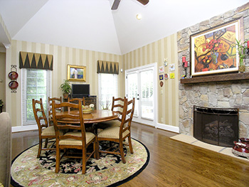 Home Staging Services - informal dining room