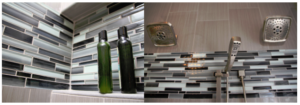 Glass Tile Selection for Kitchen Backsplash