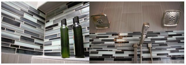 Glass Tile Selection for Kitchen Backsplash