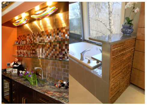 Large Variety of Decorative Tile Selections
